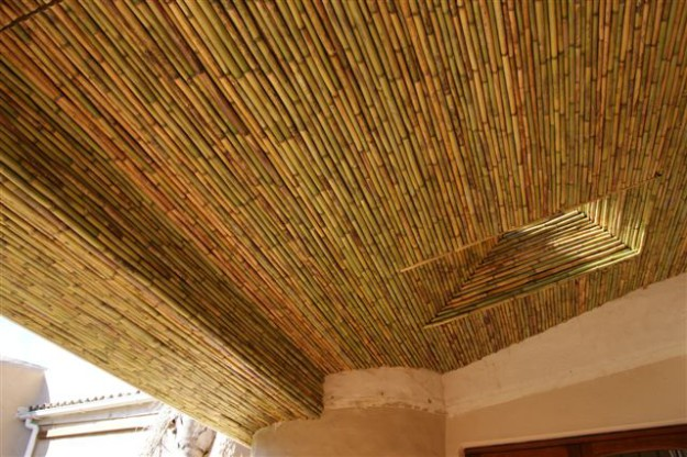 Bamboo Ceiling Thatchscapes