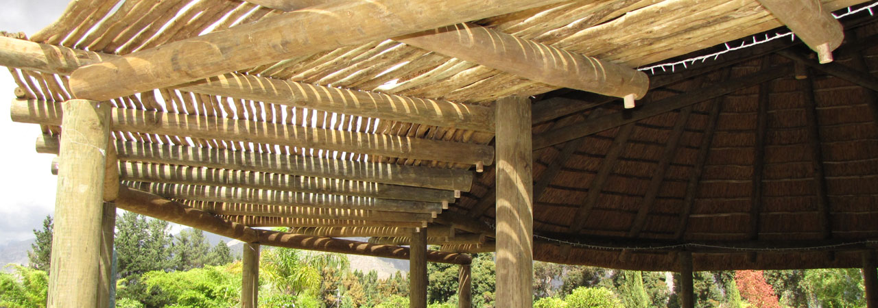 Lathes Panelling and Pergolas