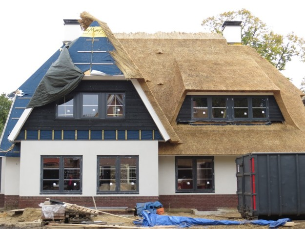 Thatch Roof In Holland And Germany Thatchscapes