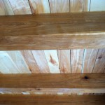Square Gum Timber Beams