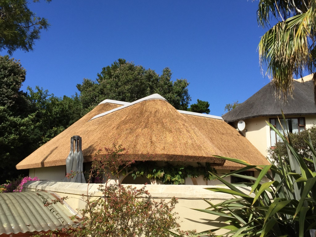 Thatch Roof in Constantia